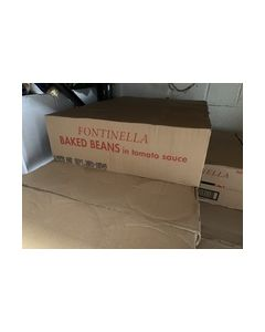 Fontinella Beans (2620g) (Catering size)