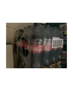 BOTTLES Coke Zero (500ml)