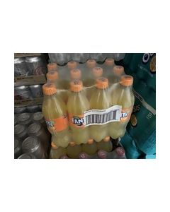 BOTTLES Fanta Orange (500ml)