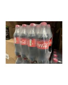 Coke Cherry Bottles (500ml)