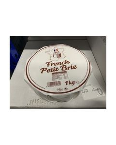 French Petit Brie (1kg)
