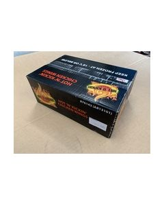 FROZEN Hot Kicken Chicken Wings (2.27kg)