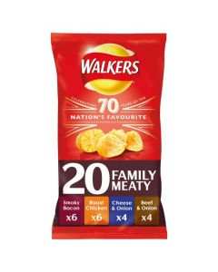 Walkers Meaty Mix 24